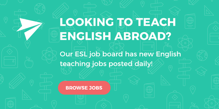 How to land a job teaching English abroad without experience