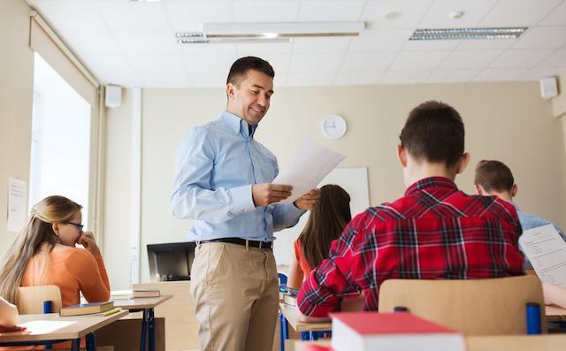Job security for teachers