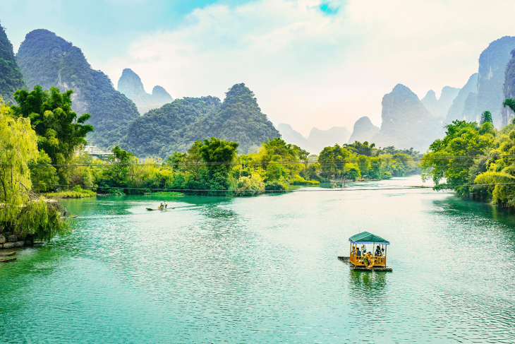 Photo of China Landscape - Best Places to Teach English Abroad 2020