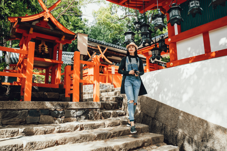 Photo of Tourist in Japan - Best Places to Teach English Abroad 2020