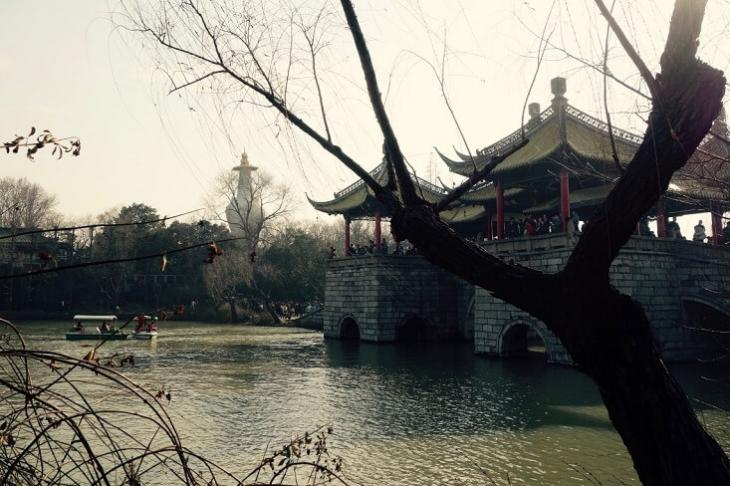 yangzhou teach english in china