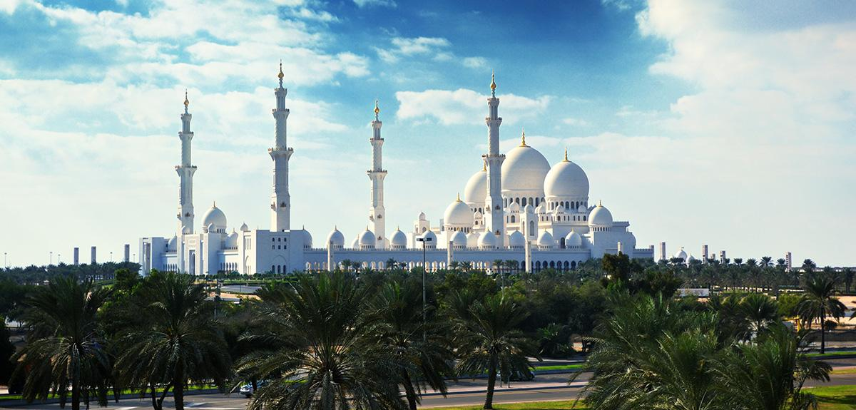 UAE đất nước giàu mỏ giàu có