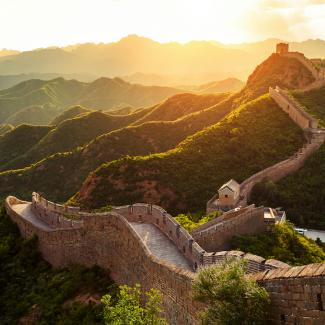 great wall of china - teach English in China