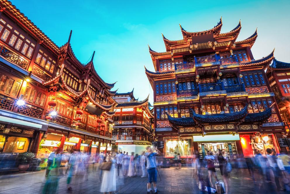 TEFL Jobs in China