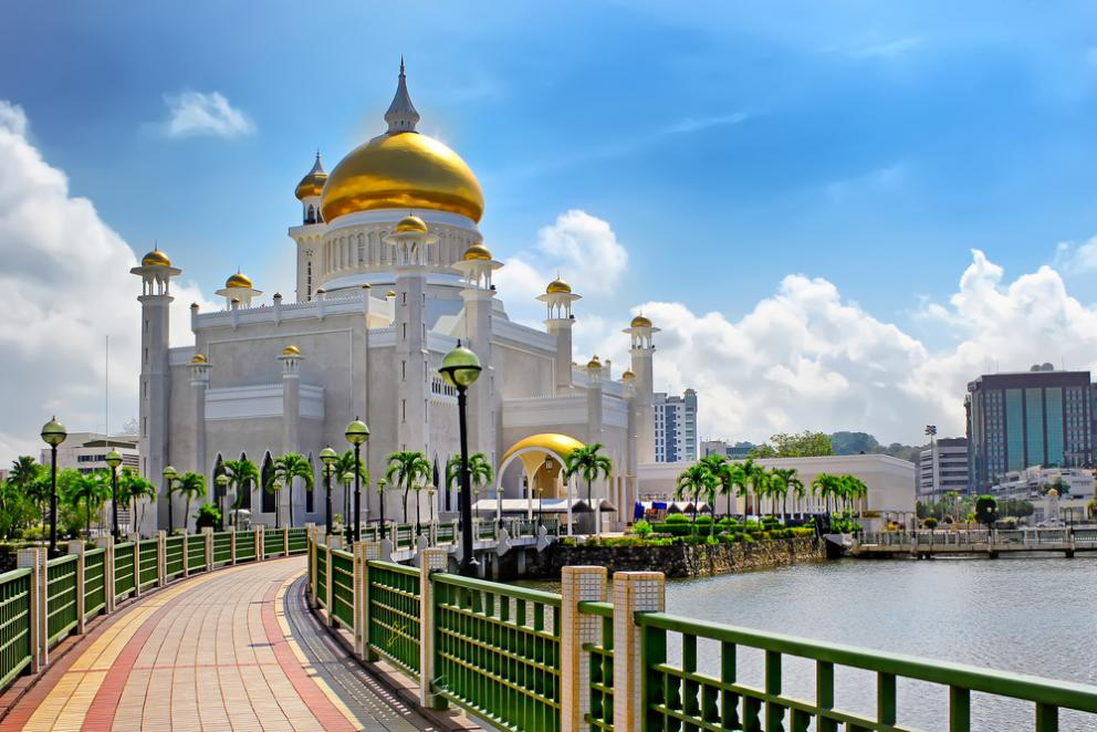 Teaching in Brunei