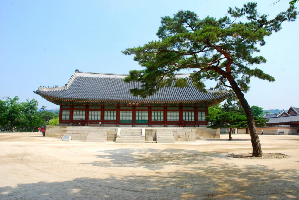 Teaching in Gyeongbuk