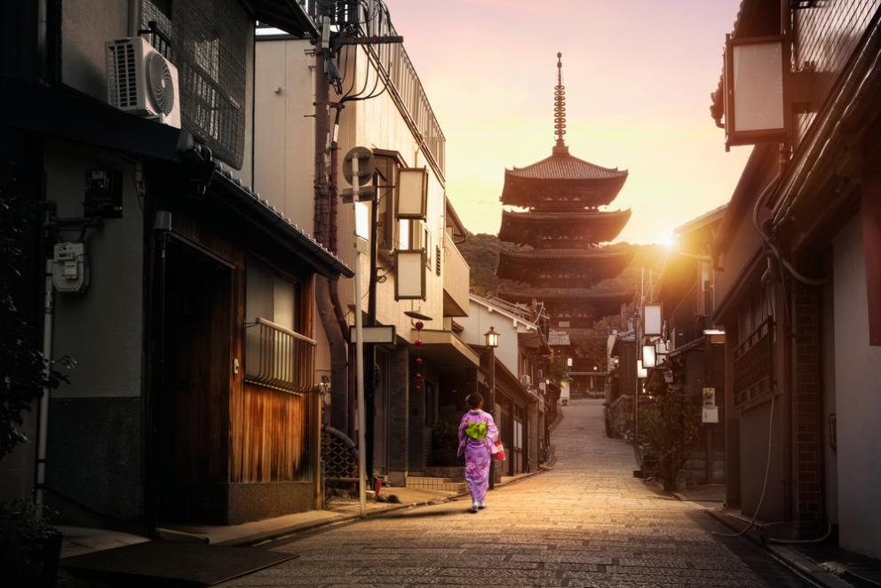 Private school English teaching jobs in Japan