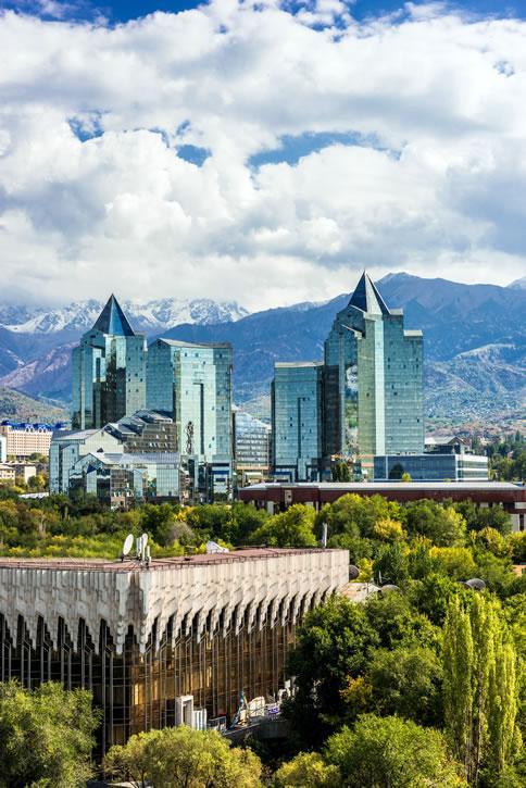 Teach in Kazakhstan - Teaching in Kazakhstan